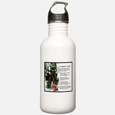 Old Version Firefighter Prayer Water Bottle 1 Stai