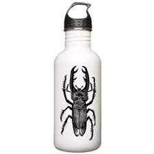 Stag Beetle Sports Water Bottle