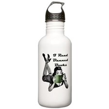 Banned Books Sports Water Bottle