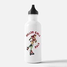 Roller Girls Water Bottle