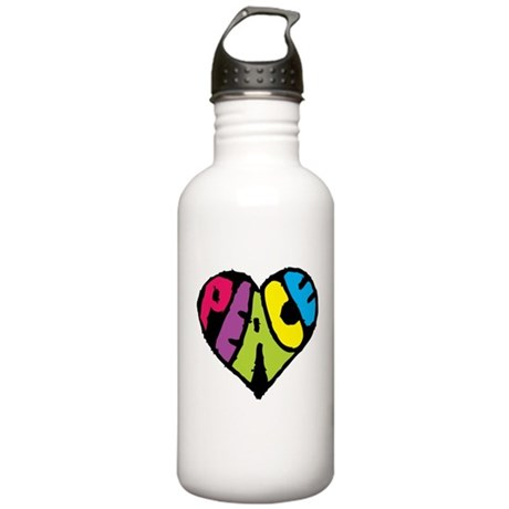 Dark Peace Stainless Water Bottle 1.0L