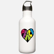 Dark Peace Water Bottle