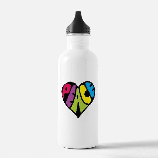 Dark Peace Water Bottle
