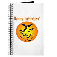 Moon & Bats Journal
