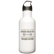 LIFT TO LIVE Water Bottle