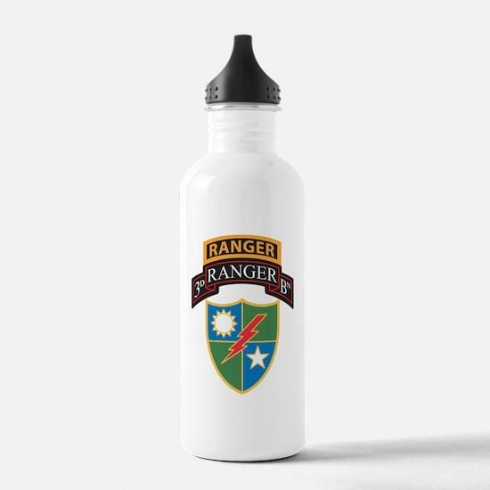 Cute Ranger Water Bottle
