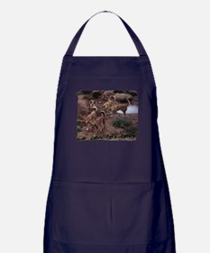 can has baby Apron (dark)