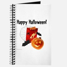 Halloween Party Journal