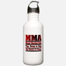 MMA Mixed Martial Arts - 3 Water Bottle