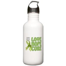 Tourette's Awareness Water Bottle
