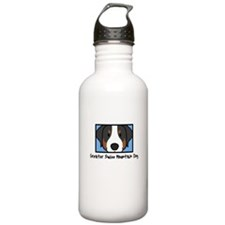 Menagerie mayhem Water Bottle