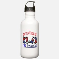 I'M DANCING Water Bottle