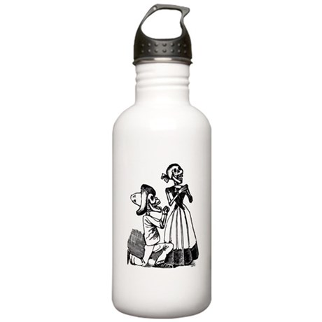 Calaveras Corrompidas Stainless Water Bottle 1.0L