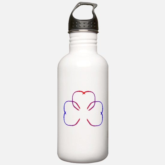 Trefoil Water Bottle
