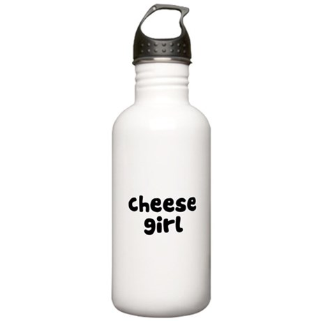 Cheese Girl Stainless Water Bottle 1.0L