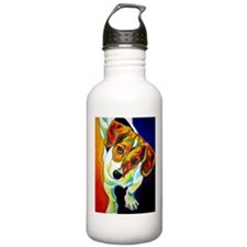 Beagle #4 Sports Water Bottle
