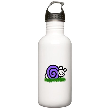 Sam the Snail Stainless Water Bottle 1.0L