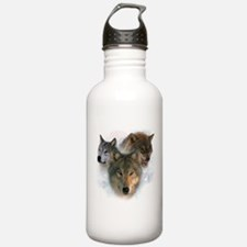 Watchful Eyes Sports Water Bottle