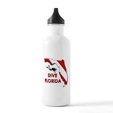 Dive Florida Water Bottle