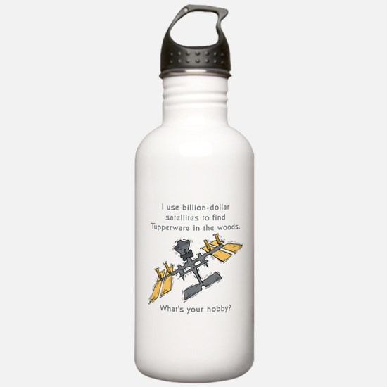 Mudinyeri's Billion Dollar Water Bottle 1. Stainle