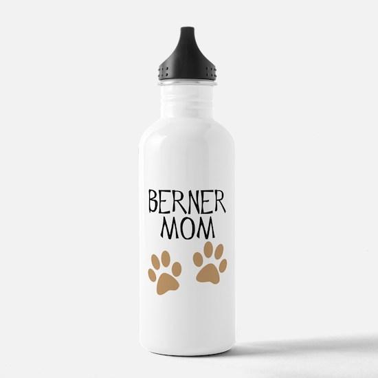 Big Paws Berner Mom Water Bottle