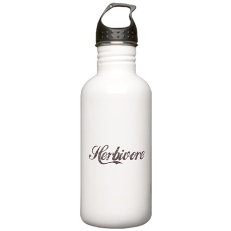 Vintage Herbivore Stainless Water Bottle 1.0L