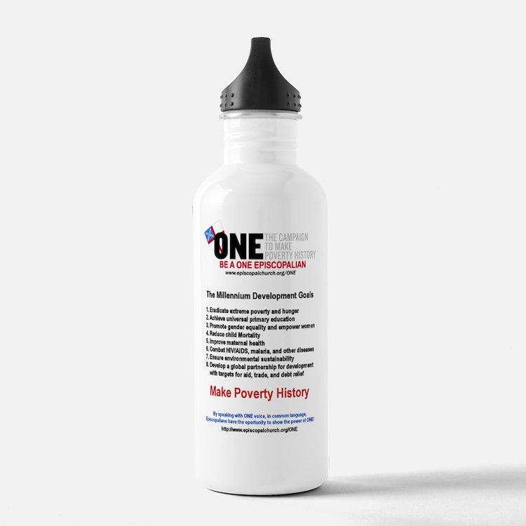 ONE Episcopalian Water Bottle