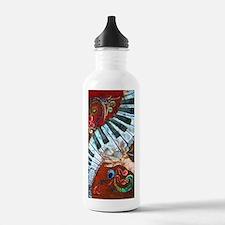 Crazy Fingers Water Bottle