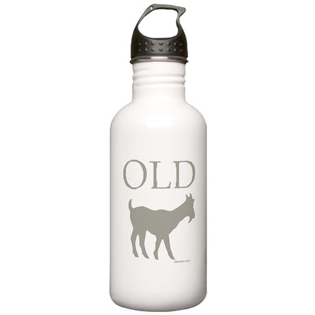 Old Goat Stainless Water Bottle 1.0L