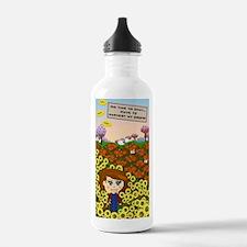 No Time Bottle Water Bottle