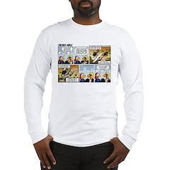 2L0050 - Drug runners vs... Long Sleeve T-Shirt