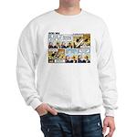 2L0050 - Drug runners vs... Sweatshirt