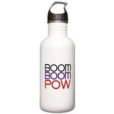 Funny Rapper Water Bottle