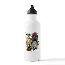 I Heart Dinosaurs Water Bottle
