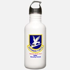 Security Forces Water Bottle