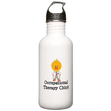 Occupational Therapy Chick Stainless Water Bottle