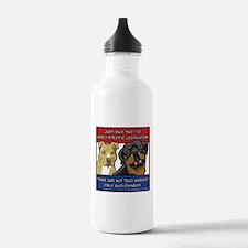 Anti-BSL Sports Water Bottle
