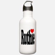 I love Ruthie Water Bottle