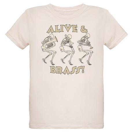 Alive & Brass Organic Kids T-Shirt