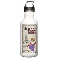 The Madwoman of Chaillot Sports Water Bottle