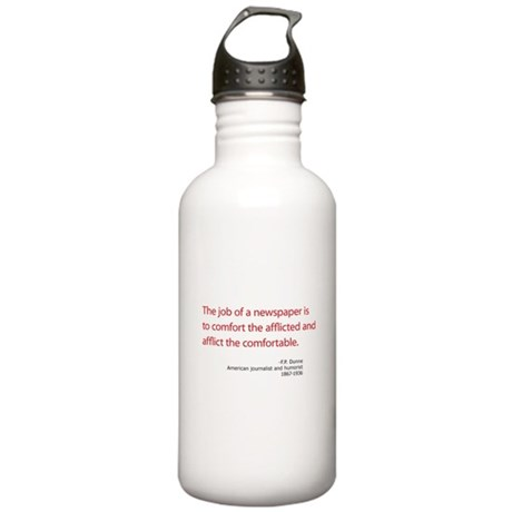 Dunne quote Stainless Water Bottle 1.0L