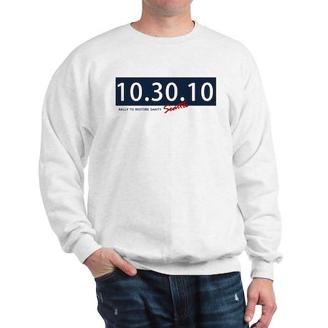 10.30.10 Sweatshirt