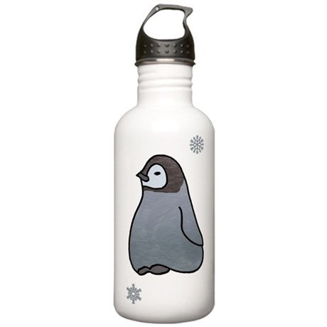 Baby Emperor Penguin Stainless Water Bottle 1.0L