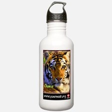 Claire the Tiger - Misc & Mor Water Bottle 1. Stai