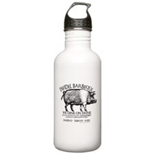 Infidel Barbeque Sports Water Bottle