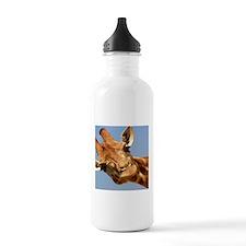 Curious Giraffe Water Bottle