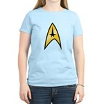 Star Trek Insignia (large) Women's Light T-Shirt