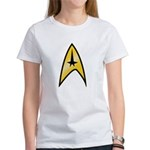 Star Trek Insignia (large) Women's T-Shirt