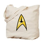 Star Trek Insignia (large) Tote Bag