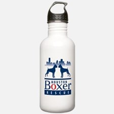Funny Houston rescue Water Bottle
